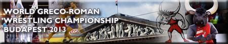 2013BudapestWorldGreco-RomanWrestlingChampionship