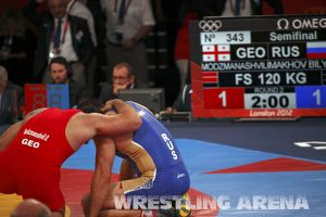 London2012FreestyleWrestling120kgModzmanashvili Makhov  (42).jpg