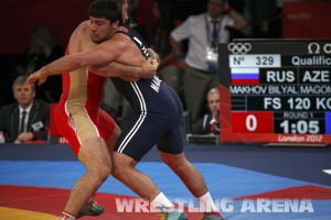 London2012Freestyle Wrestling120kgMakhov Magomedov (10).jpg