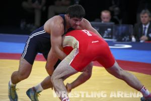 London2012Freestyle Wrestling120kgMakhov Magomedov (36).jpg