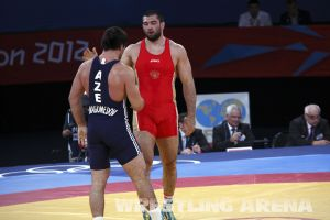 London2012Freestyle Wrestling120kgMakhov Magomedov (39).jpg
