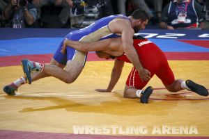London2012FreestyleWrestling120kgMakhov Shabanbay (2).jpg