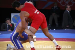 London2012Freestyle Wrestling120kgTaymazov Matuhin  (16).jpg