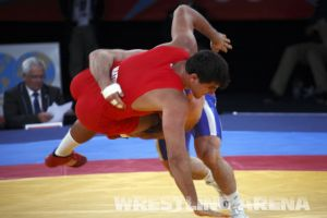 London2012Freestyle Wrestling120kgTaymazov Matuhin  (19).jpg