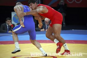 London2012Freestyle Wrestling120kgTaymazov Matuhin  (24).jpg