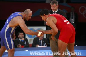 London2012Freestyle Wrestling120kgTaymazov Matuhin  (4).jpg