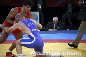 London2012Freestyle Wrestling120kgTaymazov Matuhin  (43).jpg