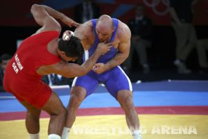 London2012Freestyle Wrestling120kgTaymazov Matuhin  (5).jpg
