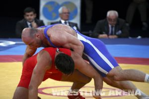 London2012Freestyle Wrestling120kgTaymazov Matuhin  (52).jpg
