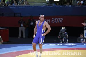 London2012Freestyle Wrestling120kgTaymazov Matuhin  (57).jpg
