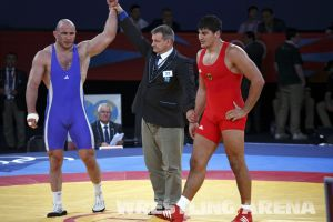 London2012Freestyle Wrestling120kgTaymazov Matuhin  (58).jpg