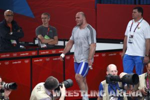 London2012Freestyle Wrestling120kgTaymazov Matuhin  (64).jpg