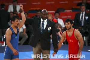 London2012FreestyleWrestling66kgTanatarov Sahin (25).jpg