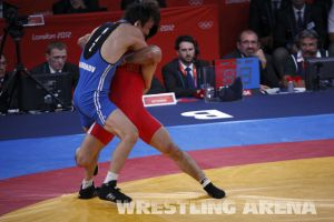 London2012FreestyleWrestling66kgTanatarov Sahin (7).jpg