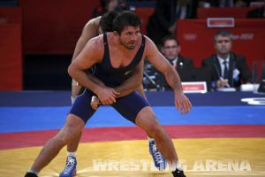 London2012FreestyleWrestling84kgUrishev Aldatov (56).jpg