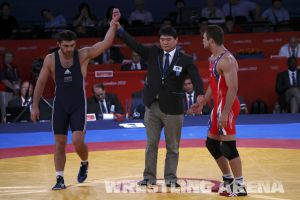 London2012FreestyleWrestling84kgSharifov Herbert (12).jpg