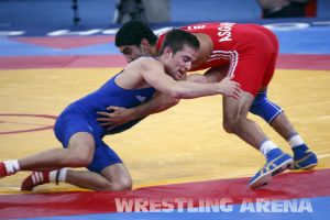 London2012FreestyleWrestling60kgAsgarov Schleicher (4).jpg