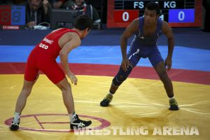 London2012FreestyleWrestling55kgKhinchegashvili Mohamed (4).jpg
