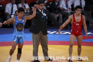 London2012FreestyleWrestling55kgYumoto Kim (20).jpg