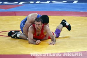London2012FreestyleWrestling74kgTigiev Motsalin (24).jpg
