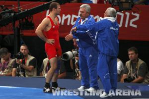 London2012FreestyleWrestling74kgTigiev Motsalin (3).jpg