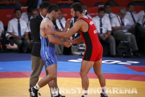 London2012FreestyleWrestling74kgTigiev Terziev (2).jpg