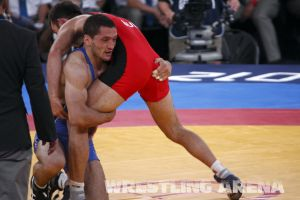 London2012FreestyleWrestling74kgTigiev Terziev (65).jpg