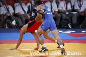 London2012FreestyleWrestling74kgTigiev Terziev (8).jpg