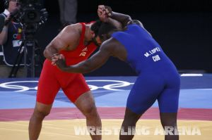 London2012GrecoRomanwrestling120kgLopez Pherselidze (10).jpg