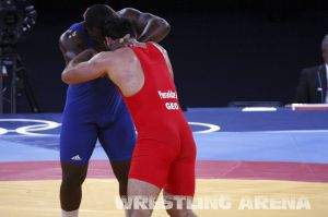 London2012GrecoRomanwrestling120kgLopez Pherselidze (11).jpg