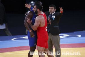 London2012GrecoRomanwrestling120kgLopez Pherselidze (19).jpg