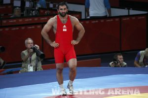 London2012GrecoRomanwrestling120kgLopez Pherselidze (9).jpg