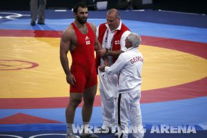 London2012GrecoRomanWrestling120kgPherselidze Ayub (10).jpg
