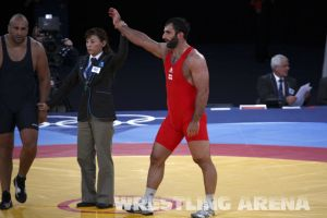 London2012GrecoRomanWrestling120kgPherselidze Ayub (18).jpg