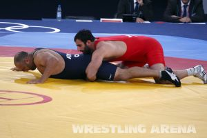 London2012GrecoRomanWrestling120kgPherselidze Ayub (5).jpg