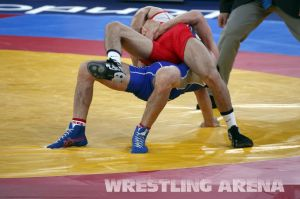 London2012GrecoRomanWrestling60kgKuramagomedov Hamed (17).jpg