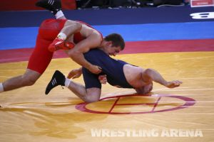 London2012OlympicGRWrestling66kg (22).jpg
