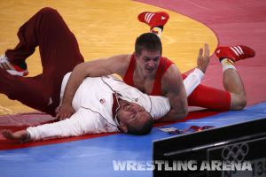 London2012OlympicGRWrestling66kg (23).jpg