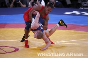 London2012OlympicGRWrestling66kg (32).jpg