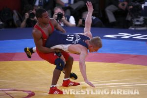 London2012OlympicGRWrestling66kg (33).jpg