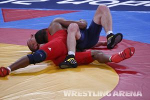 London2012OlympicGRWrestling66kg (34).jpg