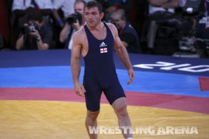 London2012OlympicGRWrestling66kg (37).jpg