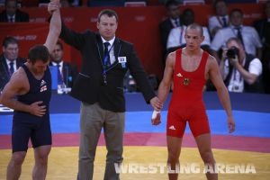 London2012OlympicGRWrestling66kg (38).jpg