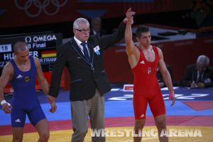 London2012OlympicGRWrestling66kg (4).jpg