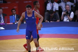 London2012OlympicGRWrestling66kg (40).jpg
