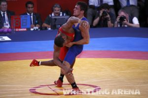 London2012OlympicGRWrestling66kg (41).jpg