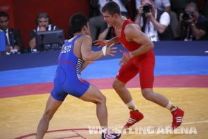 London2012OlympicGRWrestling66kg (45).jpg