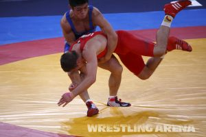 London2012OlympicGRWrestling66kg (46).jpg