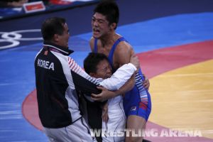 London2012OlympicGRWrestling66kg (48).jpg