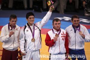 London2012OlympicGRWrestling66kg (51).jpg